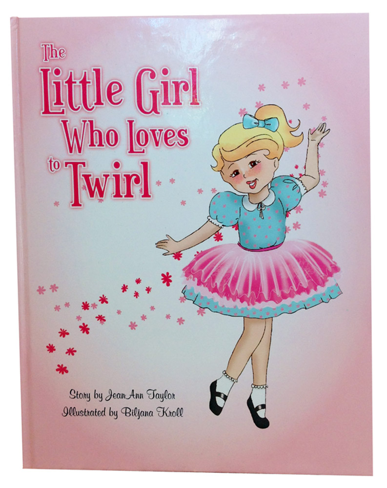 The Little Girl Who Loved to Twirl